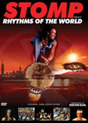Stomp Present - Rhythms Of The World