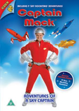 Captain Mack - Adventures of a Sky Captain