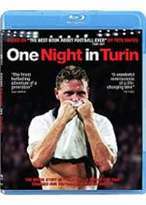 One Night in Turin (Blu-Ray)