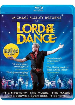 Michael Flatley Returns As Lord Of The Dance (Blu-ray)