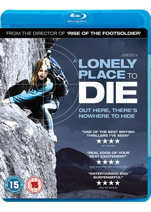 Lonely Place To Die (Blu-Ray)