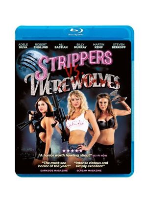 Strippers vs Werewolves (Blu-ray)