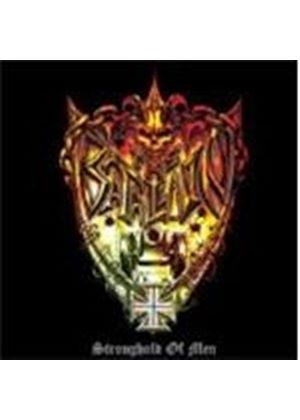 The Batallion - Stronghold Of Men (Music CD)