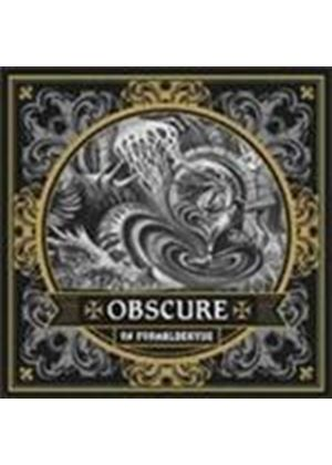 Obscure - On Formaldehyde (Music CD)