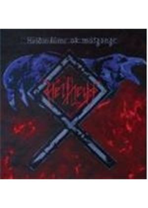 Helheim - Heidindomr Ok Motgangr (Music CD)