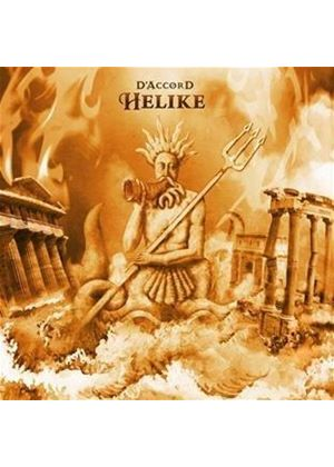 D�Accord - Helike (Music CD)