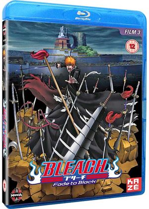 Bleach The Movie 3 - Fade To Black (Blu-Ray)