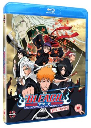 Bleach The Movie 1: Memories of Nobody (Blu-Ray)