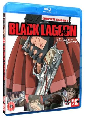 Black Lagoon - Complete Season 2 (Blu-ray)