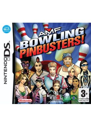 AMF Bowling: Pinbusters (Nintendo DS)