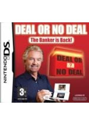 Deal or No Deal: The Banker Is Back (Nintendo DS)