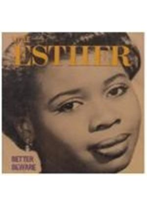 Little Esther - Better Beware (Music CD)