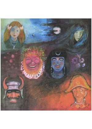 King Crimson - In The Wake Of Poseidon (+DVD)