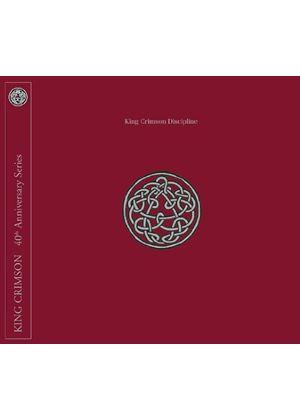 King Crimson - Discipline [Remastered] (Music CD)