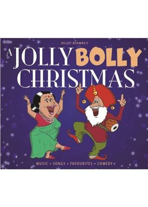 Kuljit Bhamra - Jolly Bolly Christmas (Music CD)