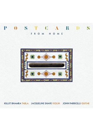 Jacqueline Shave - Postcards from Home (Music CD)