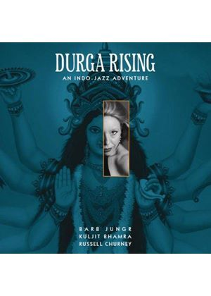 Barb Jungr - Durga Rising (Music CD)