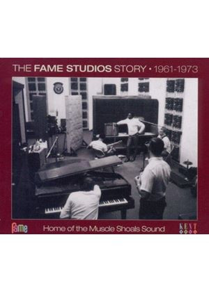 Various Artists - Fame Studios Story 1961-1973 (Music CD)