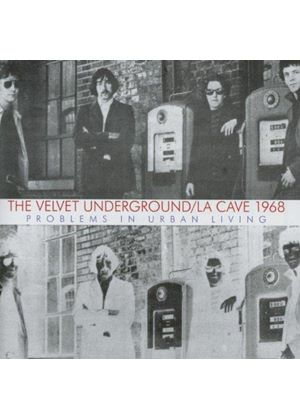The Velvet Underground - Cave 1968 (Live Recording) (Music CD)
