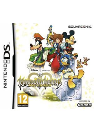 Kingdom Hearts: Recoded (Nintendo DS)