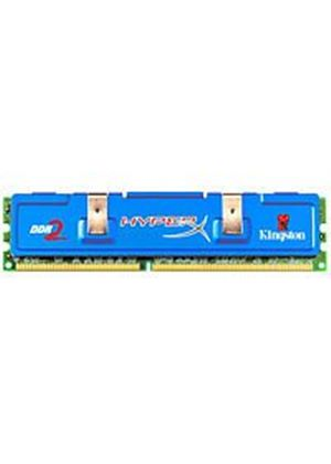 Kingston HyperX - Memory - 512 MB - DIMM 240-pin - DDR II (DDR2) - 800 MHz / PC2-6400 - 1.95 V - unbuffered - non-ECC