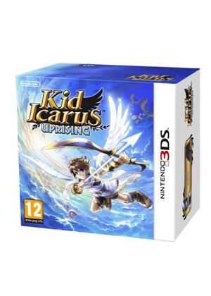 Kid Icarus: Uprising 3D (Nintendo 3DS)