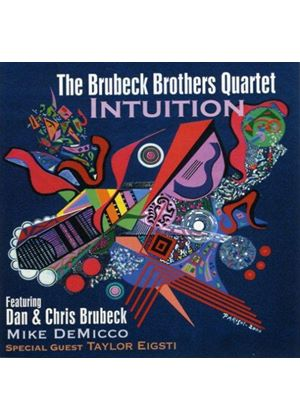 Brubeck Brothers - Intuition (Music CD)