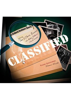 Brubeck Brothers Quartet - Classified [Australian Import]