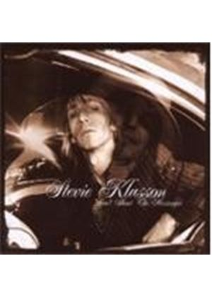 Stevie Klasson - Steve Klasson - Dont Shoot The Messenger (Music CD)