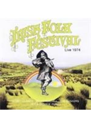 Various Artists - Irish Folk Festival 1974 (Music CD)