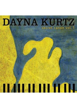 Dayna Kurtz - Secret Canon, Vol. 1 (Music CD)