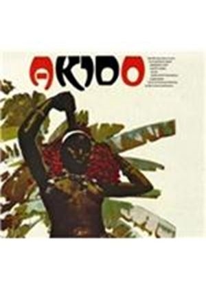 Akido - Akido (Music CD)
