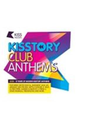 Various Artists - Kisstory Club Anthems (Music CD)