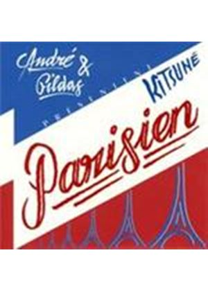 Various Artists - Kitsune Parisien (Music CD)