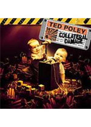 Ted Poley - Collateral Damage (Music CD)