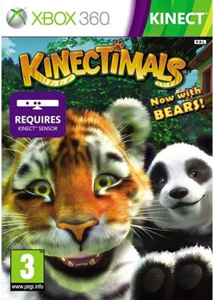 Kinectimals - Now With Bears! - Kinect (Xbox 360)