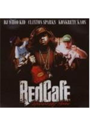 DJ WHOO KID / RED CAFE - HENNESSY & HAZE (IMPORT)