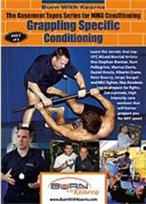 Basement Tapes For Series For Mma Conditioning - Grappling Specific Conditioning