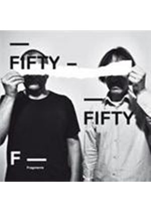 Fifty fifty - Fragments (Music CD)