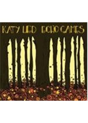Katy Lied - Echo Games (Music CD)