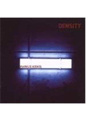 Markus Kienzl - Density (Music CD)