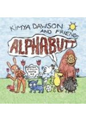 Kimya Dawson - Alphabutt (Music CD)