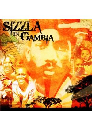 Sizzla - In Gambia (Music CD)