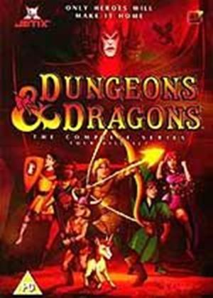 Dungeons And Dragons - Complete (Box Set)