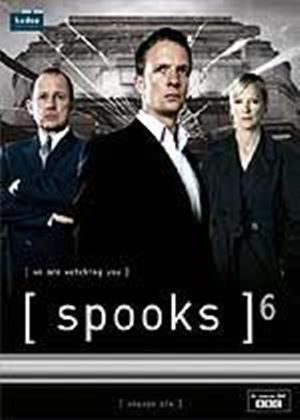 Spooks - Complete Season 6