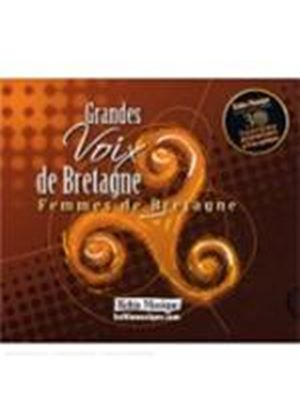 Various Artists - France - Grandes Voix De Bretagne (Music CD)
