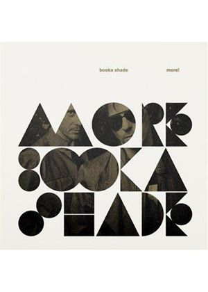 Booka Shade - More (Music CD)