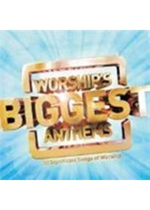 Various Artists - Worship's Biggest Anthems (Music CD)