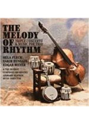 Bela Fleck & Zakir Hussain/Edgar Meyer - Melody Of Rhythm, The (Music CD)