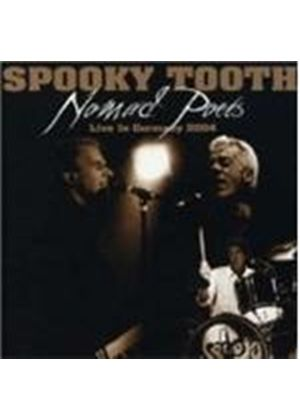 Spooky Tooth - Nomad Poets Live (Music CD)